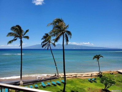 4365 Lower Honoapiilani UNIT 308, Lahaina, HI 96761 - #: 378355