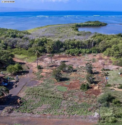 1152 Kamehameha V, Kaunakakai, HI 96748 - #: 378481