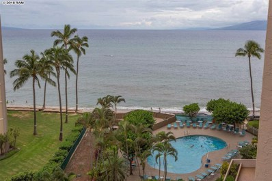 4365 Lower Honoapiilani UNIT 720, Lahaina, HI 96761 - #: 380232