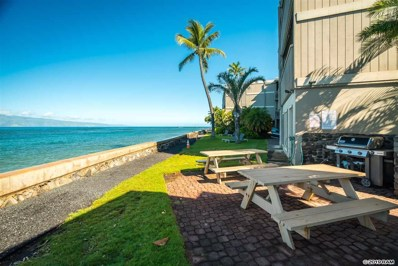 4440 Lower Honoapiilani UNIT 255, Lahaina, HI 96761 - #: 381316