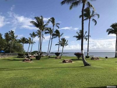 1000 Kamehameha V UNIT 107A, Kaunakakai, HI 96748 - #: 381448