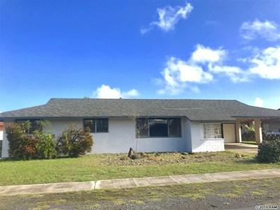 700 Holua, Kahului, HI 96732 - #: 381820