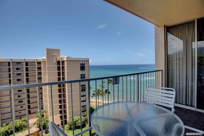 4365 Lower Honoapiilani UNIT 1120, Lahaina, HI 96761 - #: 381845