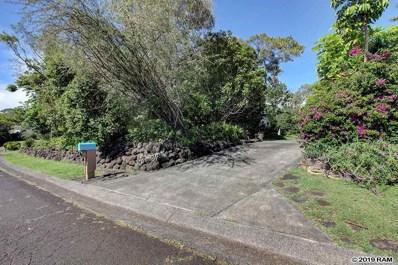 72 Kapuahi, Makawao, HI 96768 - #: 382908