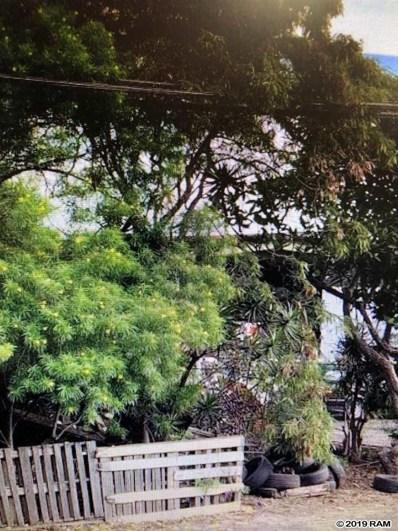 1362 Lower Main, Wailuku, HI 96793 - #: 383336