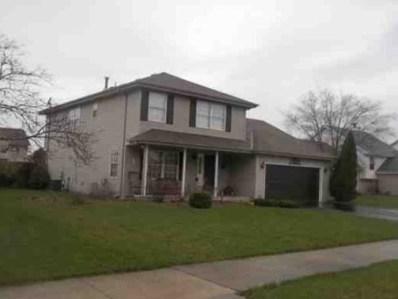 25730 S Polk Street, Monee, IL 60449 - MLS#: 10019636