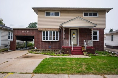 17746 Wentworth Avenue, Lansing, IL 60438 - MLS#: 10103636