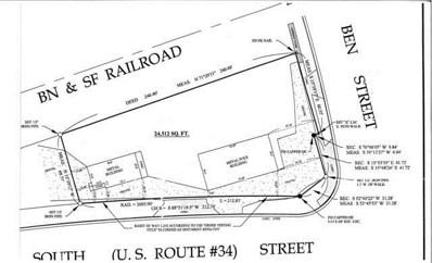 Route 34 and Ben, Plano, IL 60545 - MLS#: 08389347