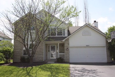 1923 Westmore Grove Drive, Plainfield, IL 60586 - #: 09009540