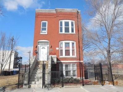 662 E 46TH Street UNIT 2, Chicago, IL 60653 - MLS#: 09150146