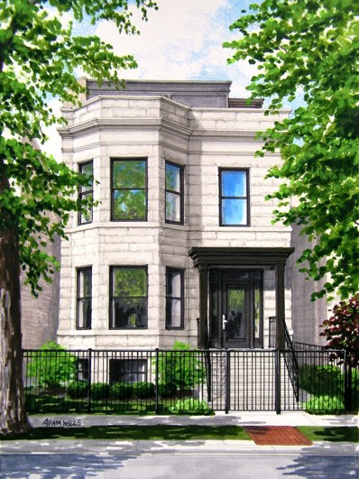 3618 N Magnolia Avenue, Chicago, IL 60613 - #: 09204113