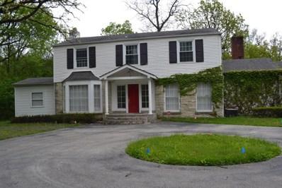 219 Oak Brook Road, Oak Brook, IL 60523 - #: 09235549