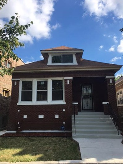 1505 W 73rd Place, Chicago, IL 60636 - MLS#: 09276507