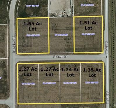 Lot 16  Bungalow Rd\/roberts Street, Morris, IL 60450 - MLS#: 09286028