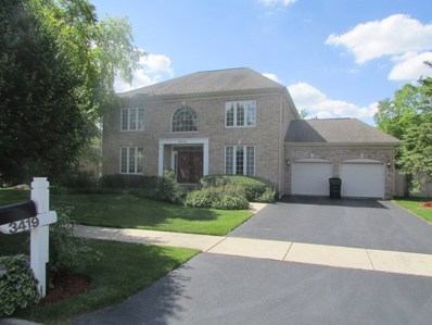 3419 Winchester Lane, Glenview, IL 60026 - MLS#: 09288476