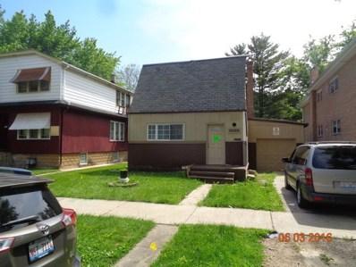 13831 S Wentworth Avenue, Riverdale, IL 60827 - MLS#: 09301063