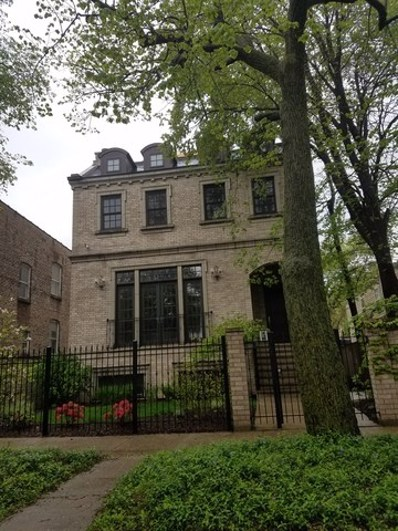 1652 N Bell Street, Chicago, IL 60647 - MLS#: 09306929