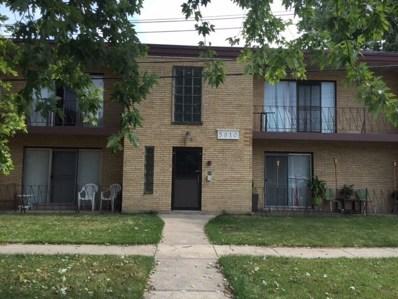 5810 107th Court Way, Chicago Ridge, IL 60415 - MLS#: 09327653