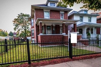 7712 S Sangamon Street, Chicago, IL 60620 - MLS#: 09353802
