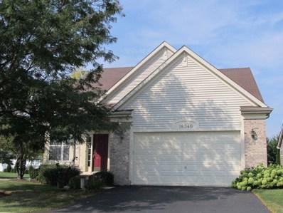 16340 Eugene Siegel Court, Crest Hill, IL 60403 - MLS#: 09358955