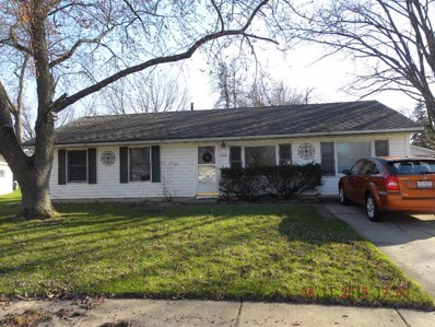 1032 Meadow Court, Streamwood, IL 60107 - MLS#: 09366237