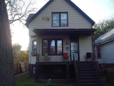 6918 S Elizabeth Street, Chicago, IL 60636 - MLS#: 09380537