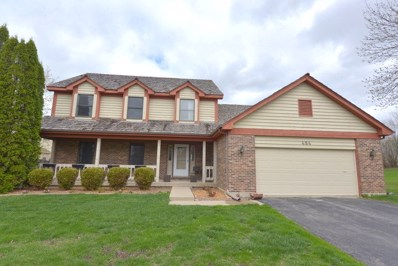 484 Iron Horse Court, Grayslake, IL 60030 - MLS#: 09395218