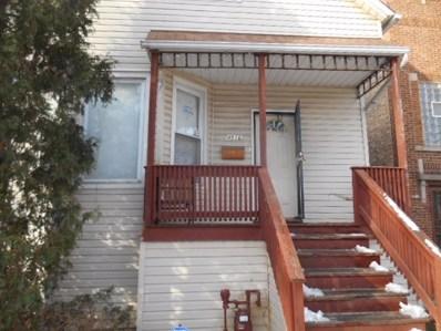 8916 S Hermitage Avenue, Chicago, IL 60620 - MLS#: 09405818
