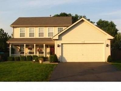 110 Sycamore Avenue, Streamwood, IL 60107 - MLS#: 09410025