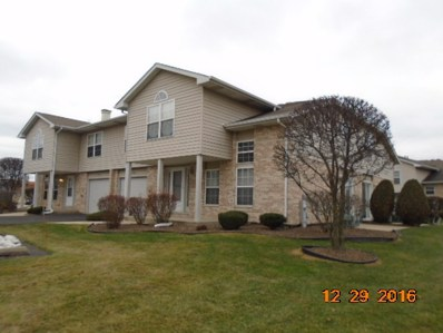 12510 DEER PARK Drive UNIT 0, Alsip, IL 60803 - MLS#: 09470840