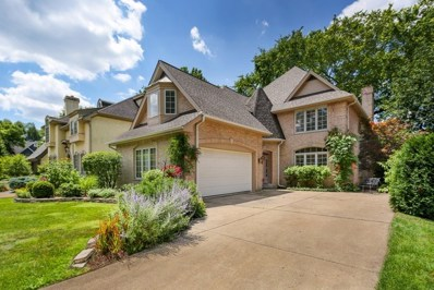 310 N County Line Road, Hinsdale, IL 60521 - MLS#: 09472398