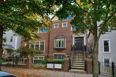 1345 W WOLFRAM Street, Chicago, IL 60657 - #: 09473394