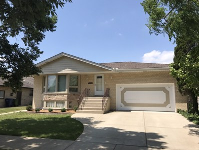 9532 S Kolmar Avenue, Oak Lawn, IL 60453 - MLS#: 09480989