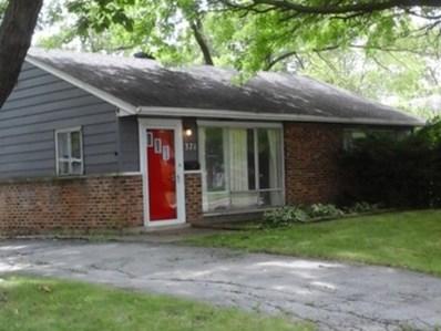 371 Niagara Street, Park Forest, IL 60466 - MLS#: 09483868