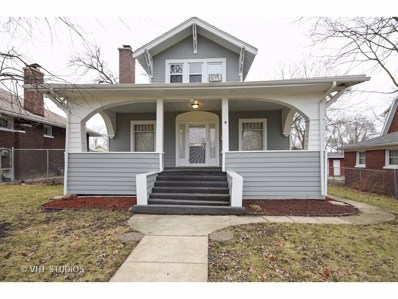 333 W 16th Street, Chicago Heights, IL 60411 - MLS#: 09485190