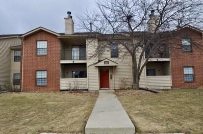1955 N Hicks Road UNIT 208, Palatine, IL 60074 - MLS#: 09489610