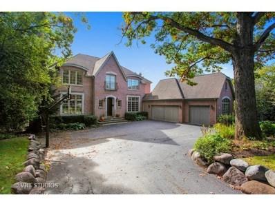 810 Kimballwood Lane, Highland Park, IL 60035 - MLS#: 09495494
