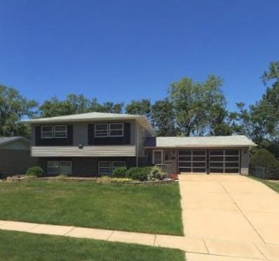 747 W Sunset Drive, Glenwood, IL 60425 - MLS#: 09495673