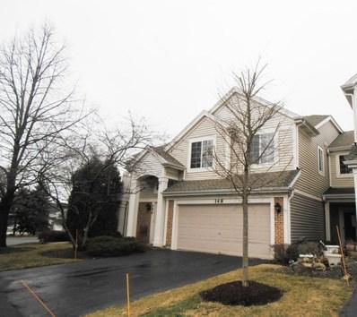 148 Heritage Lane UNIT 113T, Streamwood, IL 60107 - MLS#: 09498452