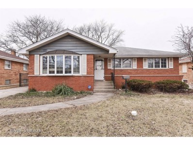 16550 Maryland Avenue, South Holland, IL 60473 - MLS#: 09498925