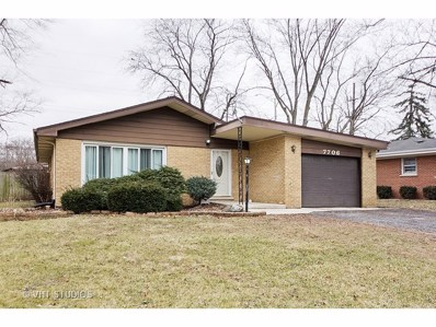 7706 Gail Avenue, Darien, IL 60561 - MLS#: 09501104