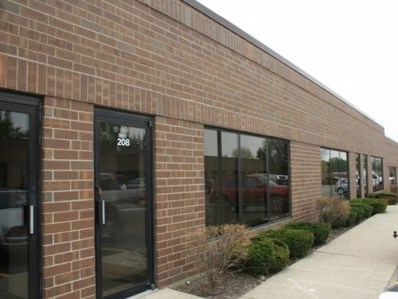 1000 Brown Street UNIT 208, Wauconda, IL 60084 - MLS#: 09503281