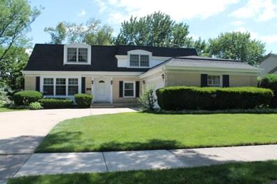 903 W Cypress Drive, Arlington Heights, IL 60005 - MLS#: 09512588