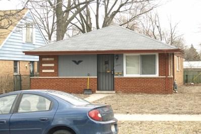 14605 Woodlawn Avenue, Dolton, IL 60419 - MLS#: 09518032