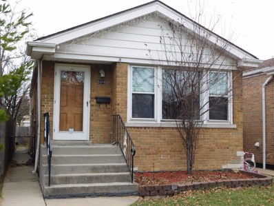 5318 S Monitor Avenue, Chicago, IL 60638 - MLS#: 09563808