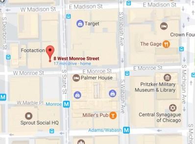 8 W MONROE Street UNIT P-102, Chicago, IL 60603 - #: 09569733