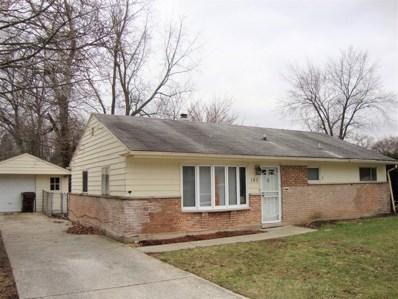193 Nauvoo Street, Park Forest, IL 60466 - MLS#: 09570017