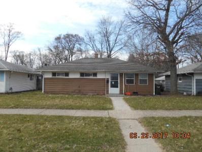 14708 Lincoln Avenue, Dolton, IL 60419 - MLS#: 09574680