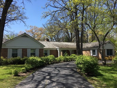 1120 Waveland Road, Lake Forest, IL 60045 - MLS#: 09574997