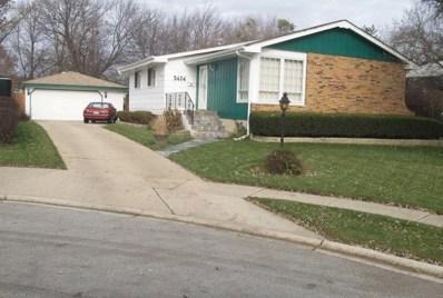 3424 Hickory Lane, Hazel Crest, IL 60429 - MLS#: 09576829